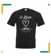 T-shirt Love Bike 2