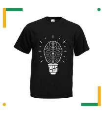 T-shirt Turn on your brain