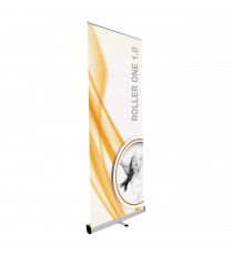 Roll Up espositore 70 x 180cm avvolgibile