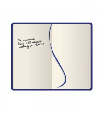 Notes 13 x 21 cm con elastico ed interno neutro personalizzato