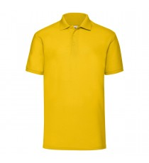 POLO UNISEX MANICA CORTA ECO FRUIT OF THE LOOM
