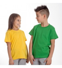 T-SHIRT BAMBINO MANICA CORTA ECO FRUIT OF THE LOOM