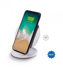 Dock Station con caricatore Wireless personalizzato