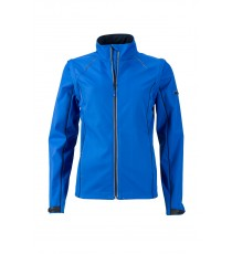 JACKT SOFTSHELL SMANICABILE TESSUTO 3 STRATI DONNA